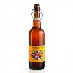 Truja Fera - Cervesa artesana Belgian Blonde - La Masovera 33 cl