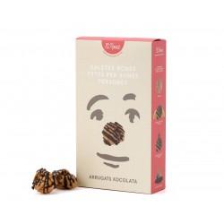 Arrugats xocolata