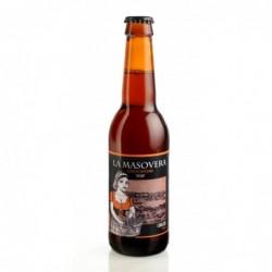 Cabalera - Cervesa artesana Amber Ale - La Masovera 75 cl