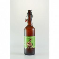 Cop de falç - Cervesa artesana Indian Pale Ale (IPA) - La Masovera 75 cl