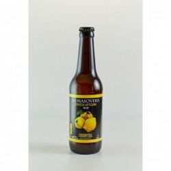 Codonyera - Cervesa artesana Fruit Beer Kölsch - La Masovera 33 cl