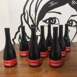 Pack caixa 5è aniversari - Cervesa artesana Tripel Belga DDH - La Masovera 33 cl