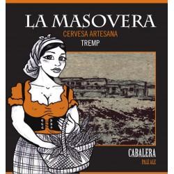 La Dalla - Cervesa artesana Session IPA - La Masovera 33 cl