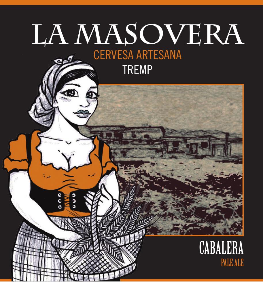 La cabalera és la primera cervesa artesana de La Masovera