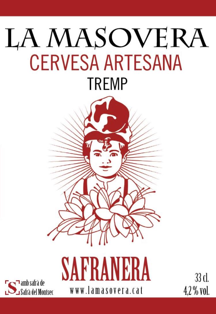 La Safranera cervesa amb safrà del Montsec